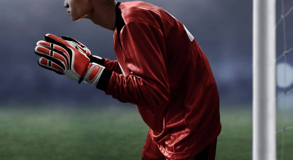 How to Stay Warm as a Goalkeeper