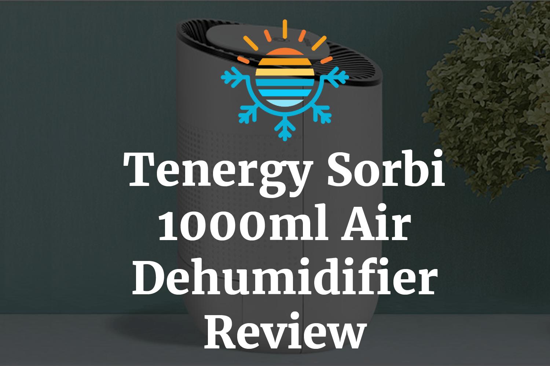 Tenergy Sorbi 1000ml Air Dehumidifier Review