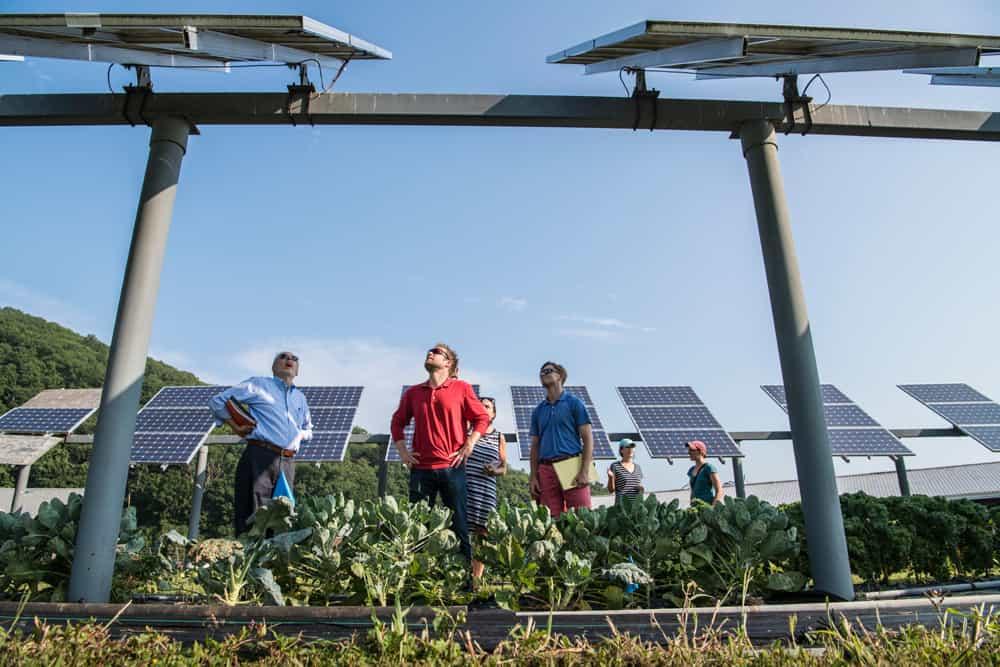 Can a solar panel run a heater