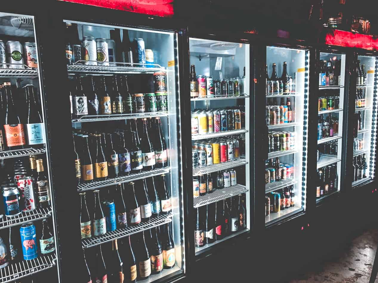 Why does beer explode in the freezer?