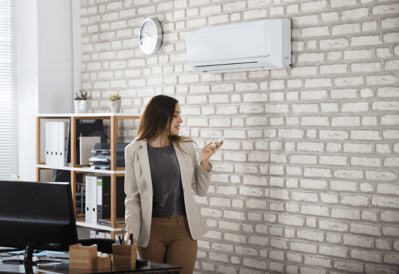 Staying Cool Without Monopolizing Your Window Space