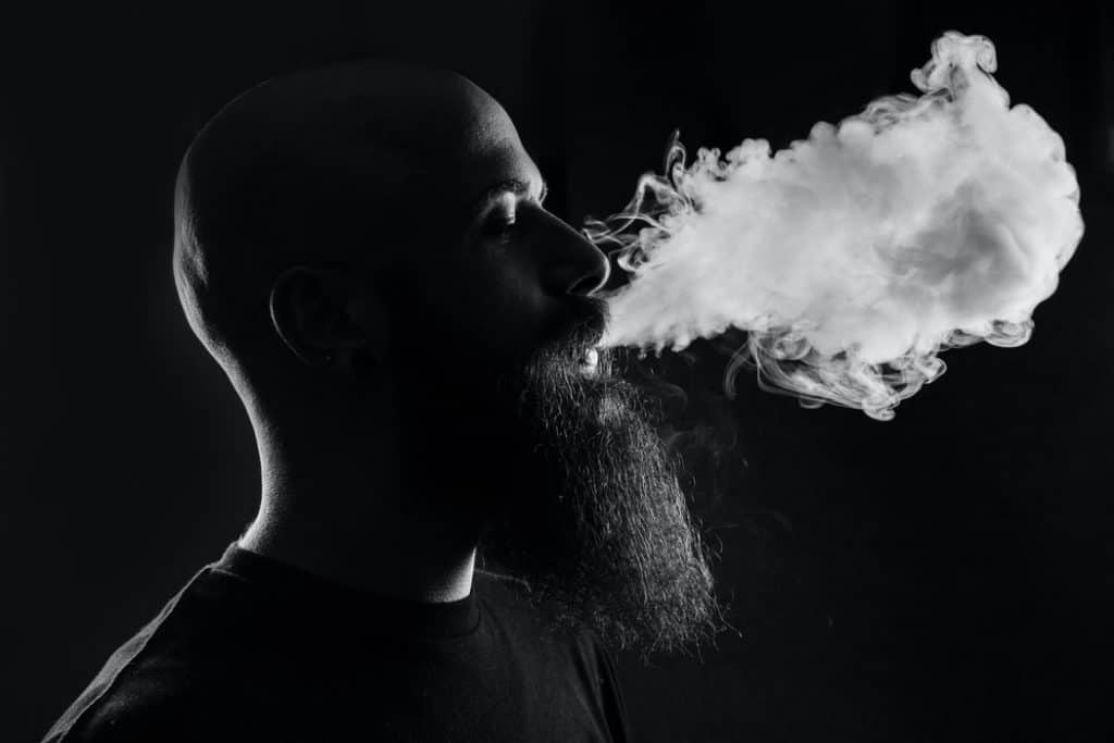 Does smoke evaporate?