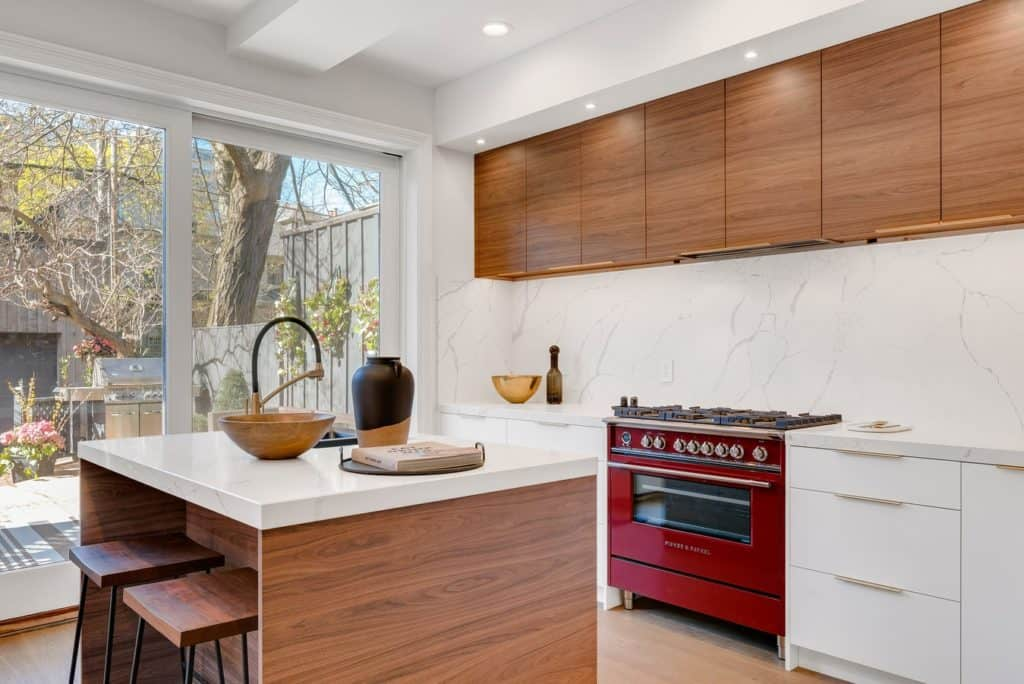 Can A Fridge Be Next To A Stove?