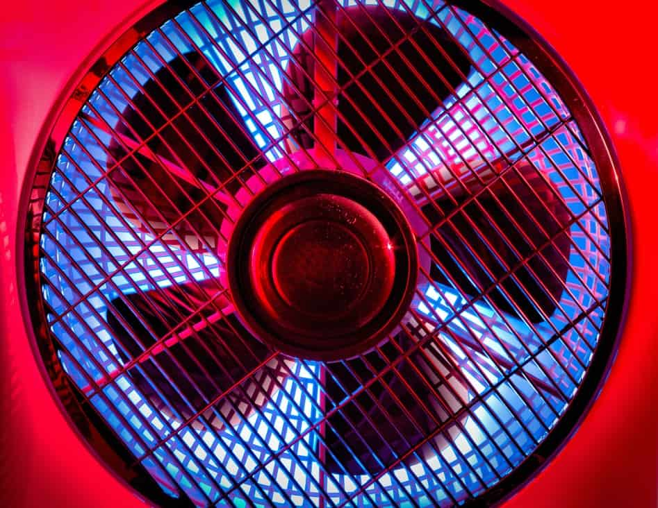 Are fans with more blades better